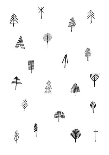 ARTmonday: 22 Tree Art Pieces - StyleCarrot