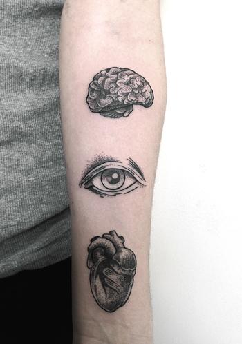 #tattoofriday - Jonathan Weldt, Brasil.