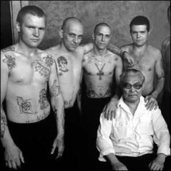 FEDELI ALLA LINEA___ Breve storia dei criminali russi e dell'iconografia dei loro tatuaggi