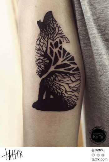 50 Tree Tattoo Ideas For Nature Lovers · Inspiration Luv