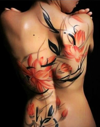 Flower Tattoo Designs For Women-Flower Tattoo Meanings, Types, And Ideas