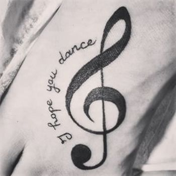 Show Us Your Music-Inspired Tattoo