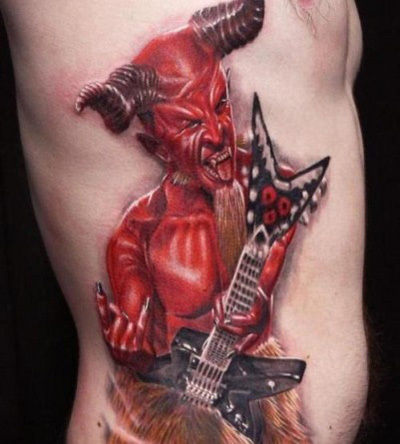 Best devil tattoos our top 10 original
