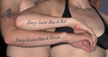 Matching Tattoo Quotes For Sisters   ...