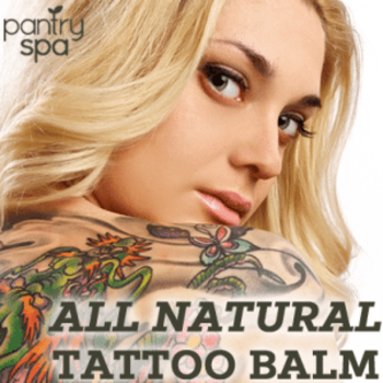 Homemade Tattoo Aftercare Lotion & Balm Recipes for Fast Healing