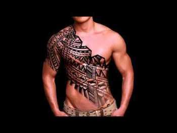 Best Traditional Samoan Tattoos for Men l