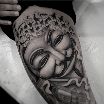 Tattoos by Ron Stoppable - Inked Magazine