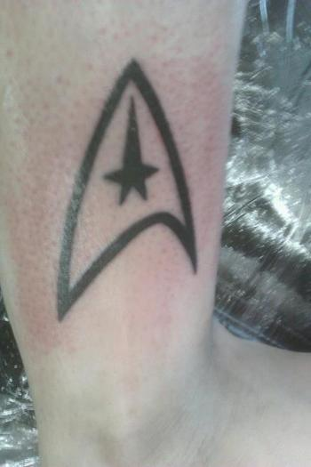 My Star Trek Tattoo by samisox on deviantART