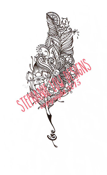 Custom Tattoo Illustration for Sheelah