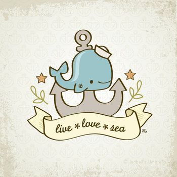 this is precious. I kind of want this tattooed whale as a new tattoo.lol