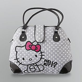 Hello kitty girl s embroidered hello kitty satchel from sears com original