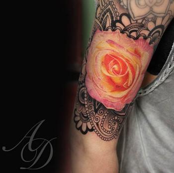 Flower Tattoos - Inked Magazine