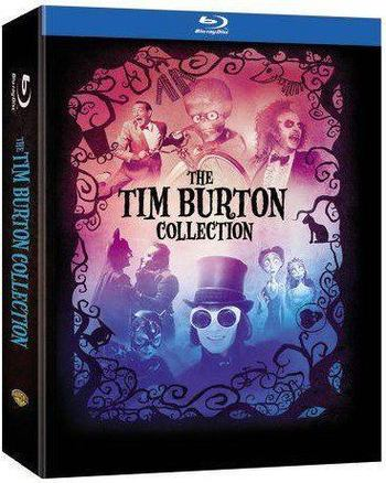 The Tim Burton 7-Film Blu-Ray Collection Only $25.99!