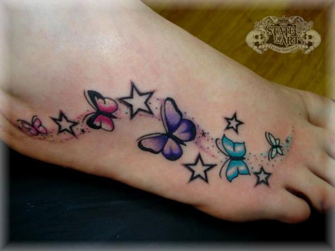 15 amazingly beautiful butterfly tattoos c2934e0c a375 49d5 9800 083524f0db5d original