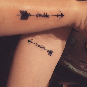 56 matching tattoos that will give you squad goals original