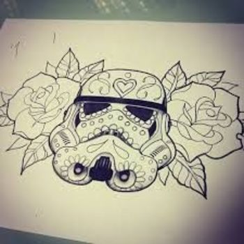 traditional star wars tattoo designs - Sök på Google