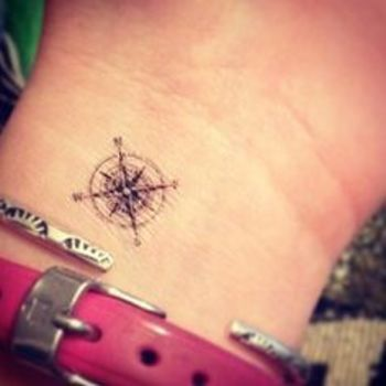50 Cute Small Tattoos for Girls | herinterest.com