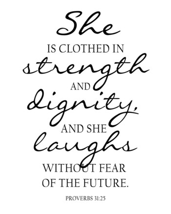 This is a quote from our Ladies
