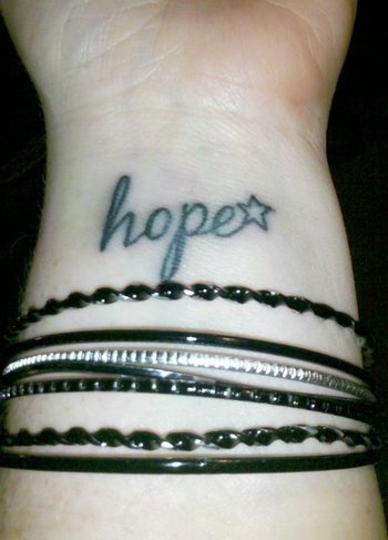 Hope Tattoos photo Hannah Scott's photos - Buzznet