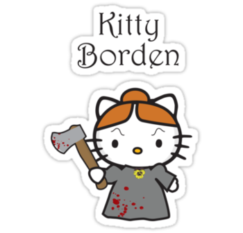 HELLO KITTY LIMITED: HELLO KITTY X LIZZY BORDEN