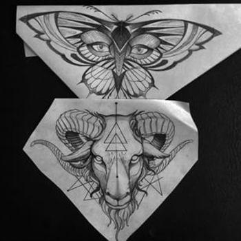 sacred geometry tattoo - Pesquisa Google