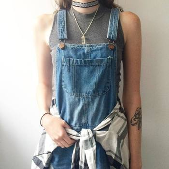 "Kaicee on Instagram: ""My obsession with overalls is getting out of control.…"""