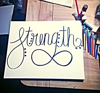 35+ Inspirational Quotes About Strength   Cuded