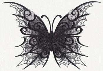 Dark Creatures - Butterfly