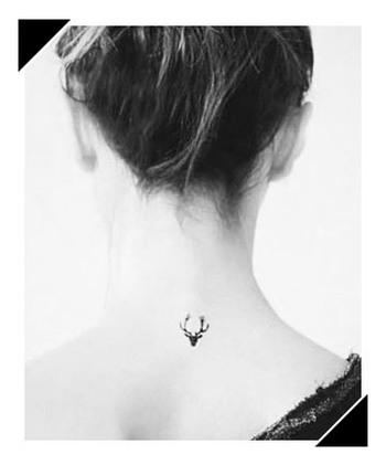 34 Oh-So-Tiny Tattoos We Love