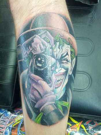 35 Tattoos Of The Joker That Will Make You Smile