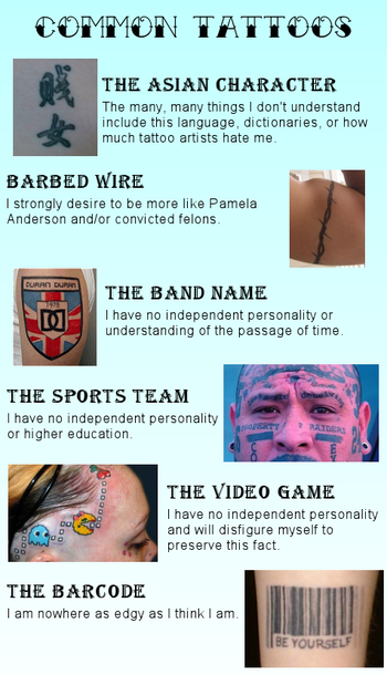Another humorous guide. Tattoos | Cracked.com