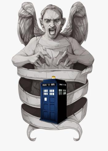 Dr Who Tattoo Design by jrumpff on deviantART