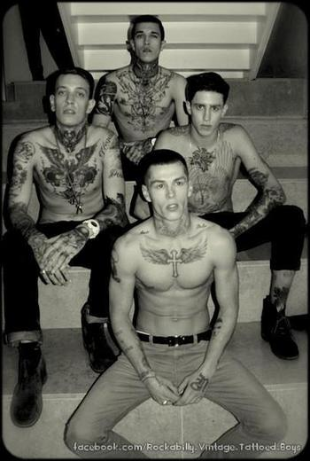 guys with tattoos | Tumblr