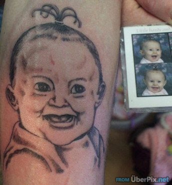 Cotton Candy and Kittens: 20 Epic Tattoo Fails