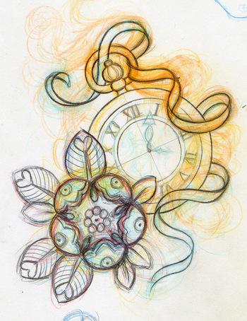 2011-08-14 Pocket Watch Sketch.jpg (600×779)