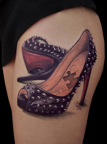 40+ Cool Puzzle Piece Tattoo Design Ideas - Hative