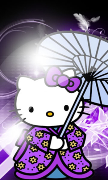 FunForMobile - hello kitty