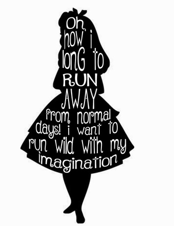 11/25/14Alice in Wonderland ~ Free Silhouette File5 Comments Alice in Wonderland ~ Free Silhouette Fi