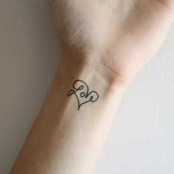 5 Fake Tattoos So Gorgeous You'll Wish They Were Real (PHOTOS)