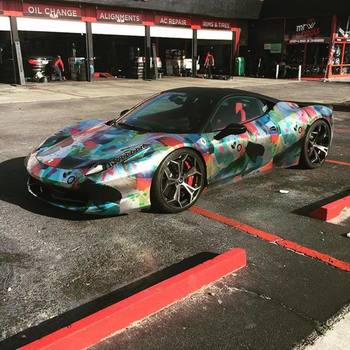 "Forgiato Wheels on Instagram: ""The @staplepigeon #Ferrari #458 on #Forgiatos by @mrwheels"""