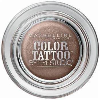 From Shop the Video: The Monday Makeover—The Bronze Eye Maybelline Eye Studio Color Tattoo 24HR Cream