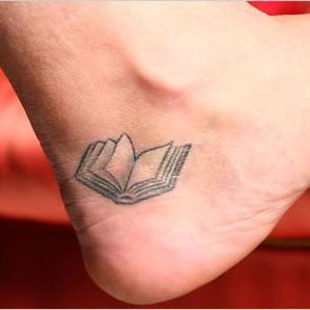 15 Beautiful Literary Tattoos Inspired By Your Favorite Books