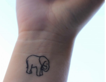 40 Extremely Cute Minimalistic Tattoo Designs