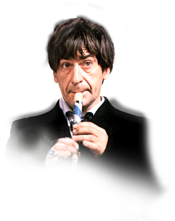 "THE SECOND DOCTOR (1966-1969) ""There are some corners of the universe which have bred the most terrib"