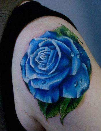 Roses Tattoos - Designs and Ideas