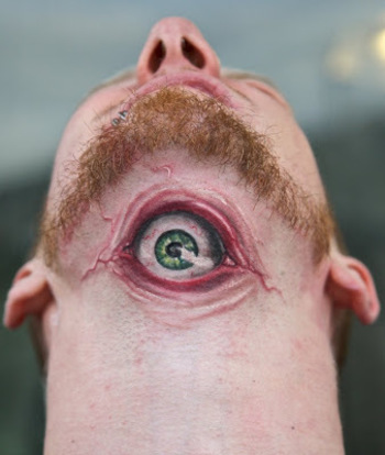Hyper-Realistic Tattoos You Won't Believe ~ Girlscoolcars