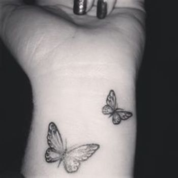 100 Best Butterfly Tattoos & Meanings [2016 Collection] - Part 3