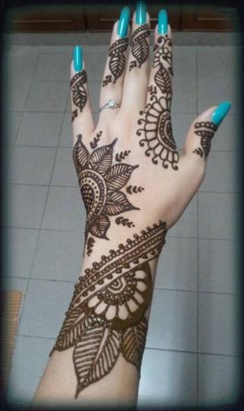 Bridal Mehndi Designs- Mehndi Designs For Brides