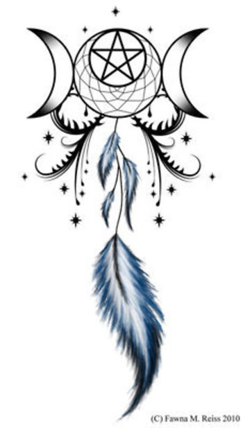 Another great tattoo for Goddess' lovers... really wanna draw something similar for a tattoo on my th