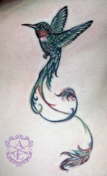 Tattoos Of Humming Bird: Hummingbird Tattoo Tumblr